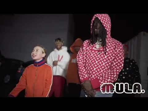 21a56079478 Lil Tay Shooting video with Chief Keef - YouTube