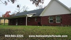 Custom Built Brick Home Troup TX