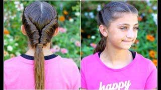Tornado Twist | Back-to-School Hairstyles