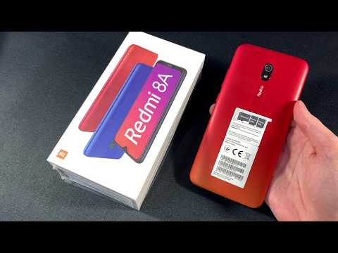 Обзор Xiaomi Redmi 8A 2/32GB