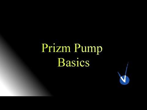 CADD Prizm pump basics