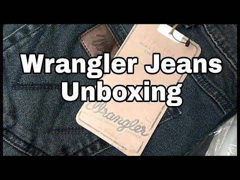 I bought Wrangler jeans from flipkart | Wrangler Jeans Unboxing | AnzysViews
