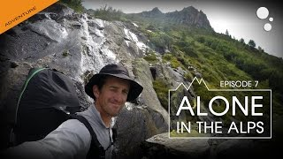 Alone in the ALPS: Episode 7 (bivi paragliding)