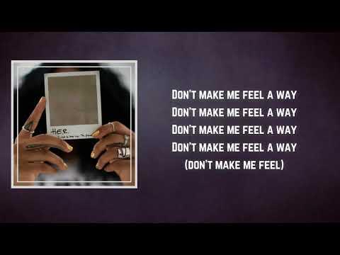 H.E.R. - Feel a Way (Lyrics)