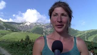 Les acteurs de l'alpage: Emmanuelle Lombardot