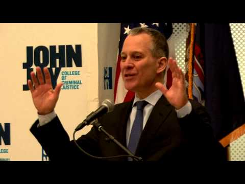 Life After Exoneration: Emerging Issues - Keynote Speaker: NYS Attorney General Eric Schneiderman