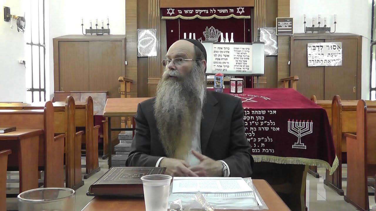 הרב דוד דודקביץ' - פרשת ויחי