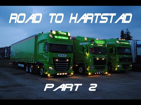 Road to Harstad - Part 2 - Norway Trucking