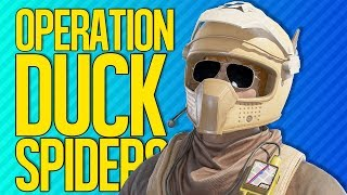 Download OPERATION DUCK SPIDERS | Rainbow Six Siege Mp3 and Videos