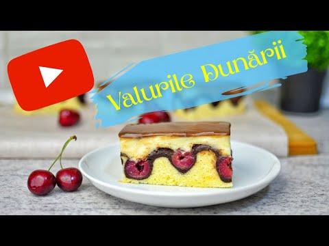 Download Prăjitura Valurile Dunării || Danube Wave Cake Recipe (Eng. Sub.) ||🍒 Dulcinele 🍒