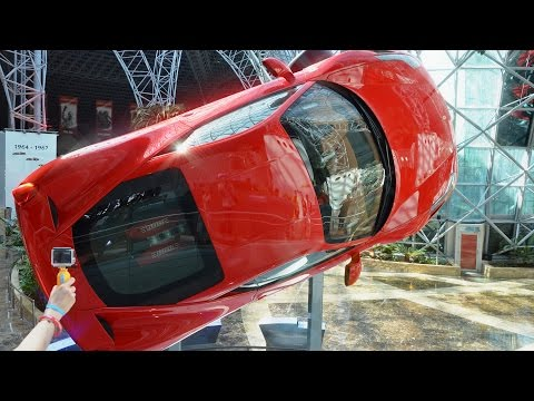 FERRARI WORLD in ABU DHABI [PROJECT HOLIDAY full HD]
