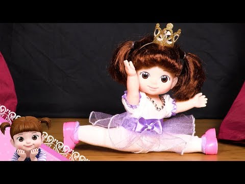 Toys For Kids   Kongsuni and Friends   Ballet Recital   Fun Playtime   Toy Play Video