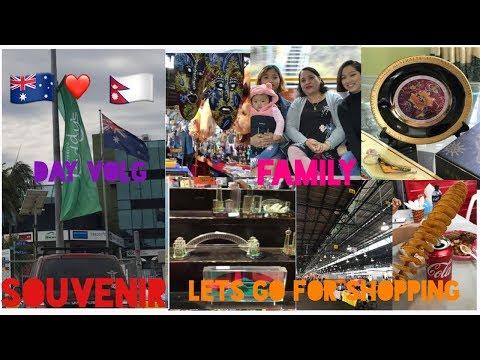 Souvenir shopping || Sydney  nepal || day volg || diva gossip ||