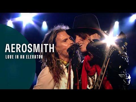 Aerosmith - Love In An Elevator (Rocks Donnington)