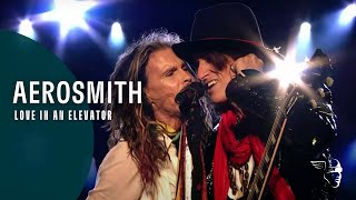 Aerosmith - Love In An Elevator (Rocks Donnington)