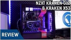 NZXT Kraken G12 & X53 Review - DIE BESTE WASSERKÜHLUNG FÜR DEINE GRAFIKKARTE!