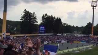 SV Darmstadt 98 gegen FC St. Pauli Aufstiegsspiel 2015