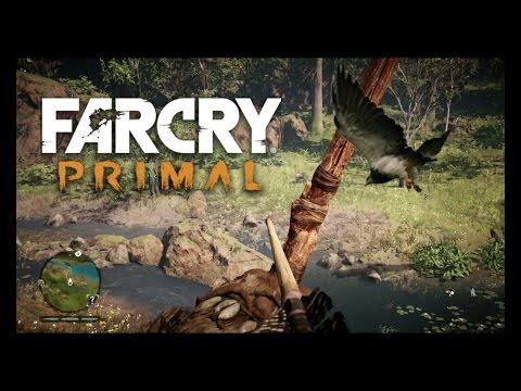 Far Cry Primal Tutorial: Conseguir Plumas Y Plumas Raras