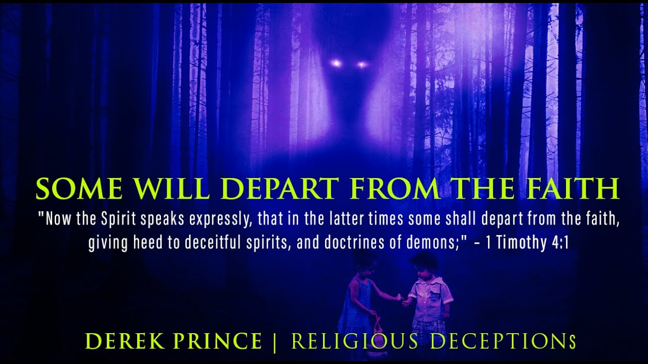 Best Teaching on Religious deception EVER! | Derek Prince