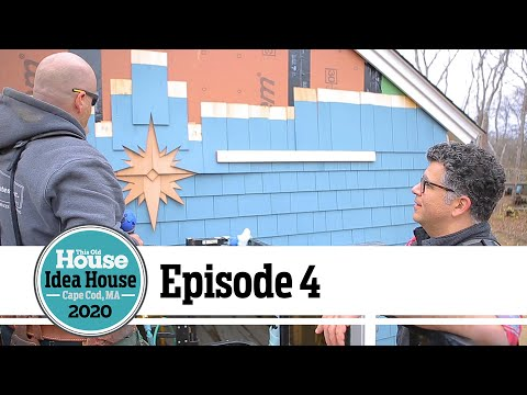 The House Gets A Rose And A Test | Idea House Build Ep 4 | This Old House