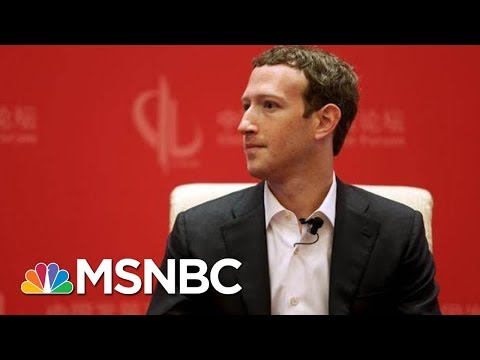 How Mark Zuckerberg Can Be Transparent On Russia | Morning Joe | MSNBC