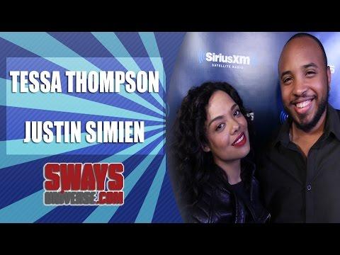 Tessa Thompson & Justin Simien Discuss Their Upcoming Film