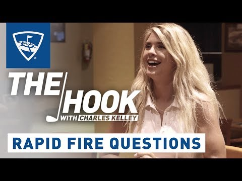 The Hook with Charles Kelley | Rapid Fire Questions - Kenzie O'Connell | Topgolf