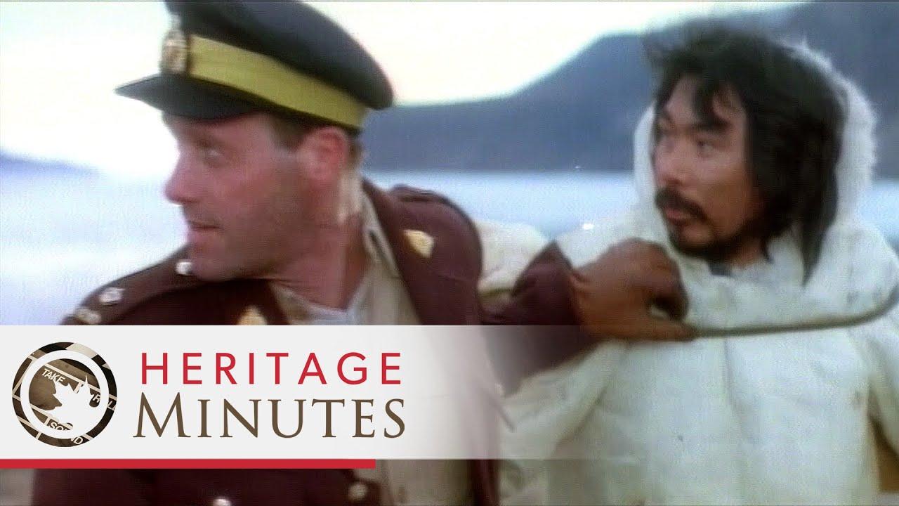 Heritage Minutes: Inukshuk