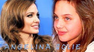 آنجلينا جولي من 02 الى 43 سنة # Angelina Jolie