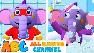MORNING ROUTINE | All Babies Channel Nursery Rhymes & Kids Songs | Kindergarten Videos