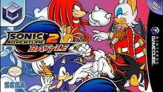 Longplay of Sonic Adventure 2 (Battle)