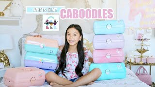WHAT'S IN MY CABOODLES!!!