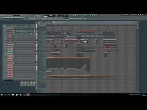 Fl Studio: Horror Piano Melody (Free FLP Download)