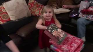 Audrey Nethery on Christmas Eve!!