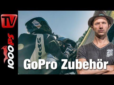 GoPro am Motorrad - Tipps für Montage und Action von den Profis