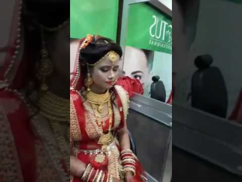 Glitter look by Noor makeup artist kanpur
