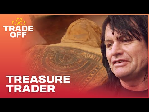 Buying An Egyptian Mummy For £10,000! | Treasure Trader EP 1 | Business Stories