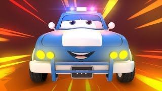 Nursery Rhymes & Songs | Car Cartoons Vehicles Videos for Kids