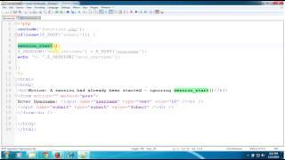 видео Fatal error Call to undefined function mysql_connect().avi