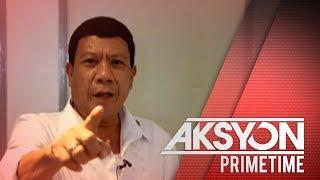 Impersonator ni Pres. Duterte, agaw-eksena sa Hong Kong