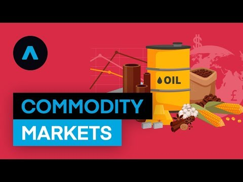 Introduction to the Commodity Markets
