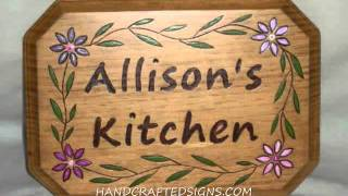 Woodburning Signs And Dog Toy Boxes,  Part 2