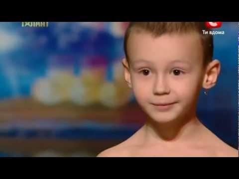 Украина мае талант 4  Киев  Ша Фут Фань