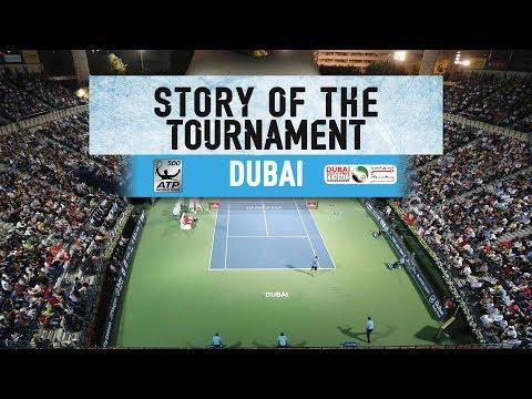 Story Of The 2018 Dubai Duty Free Tennis Championships
