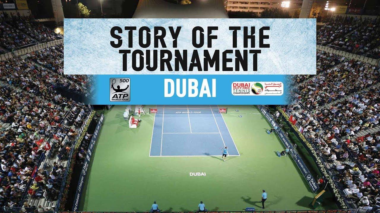 dubai duty free tennis championships 2018