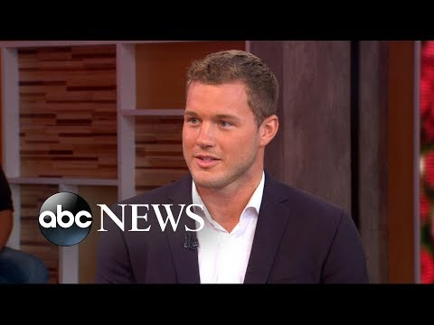 Colton Underwood is the next 'Bachelor'