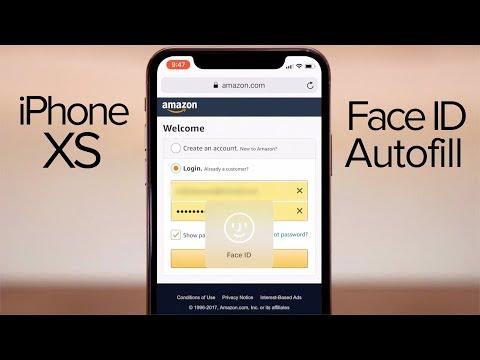 iPhone X REVOLUTIONIZES Safari Password AutoFill with Face ID!