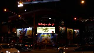 Hella Mega Tour Green Day Fall Out Boy Weezer Whisky A Go Go Concert 9-10-2019 LA CA USA