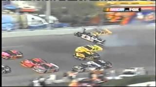 dale earnhardt fatal crash call by mrn
