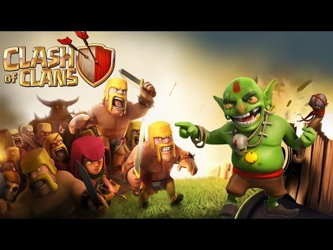 Clash of Clans | How to 3 star goblin level 20 - Bouncy Castle